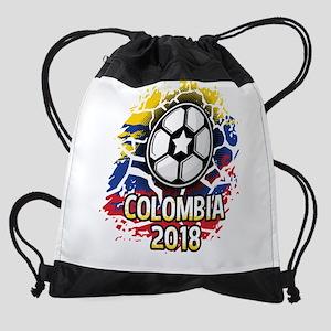 Soccer Colombia Team 2018 Drawstring Bag