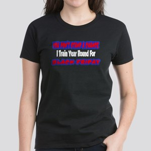 you don't stand a chance Women's Dark T-Shirt