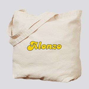 Retro Alonzo (Gold) Tote Bag