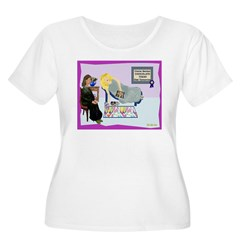 Diet Tomorrow Plus Size T-Shirt