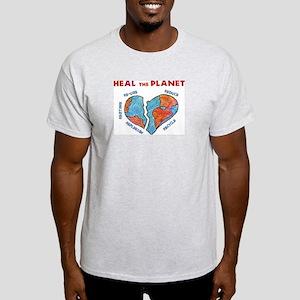 Heal the Planet Light T-Shirt