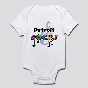 Detroit Rocks Infant Bodysuit