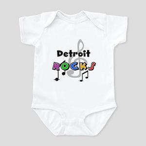 Detroit Rocks Infant Bodysuit