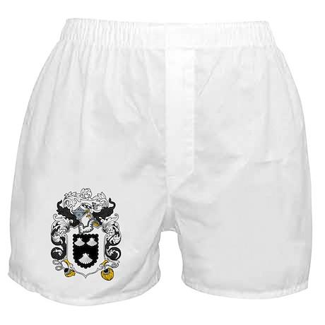 Strickland Family Crest Boxer Shorts