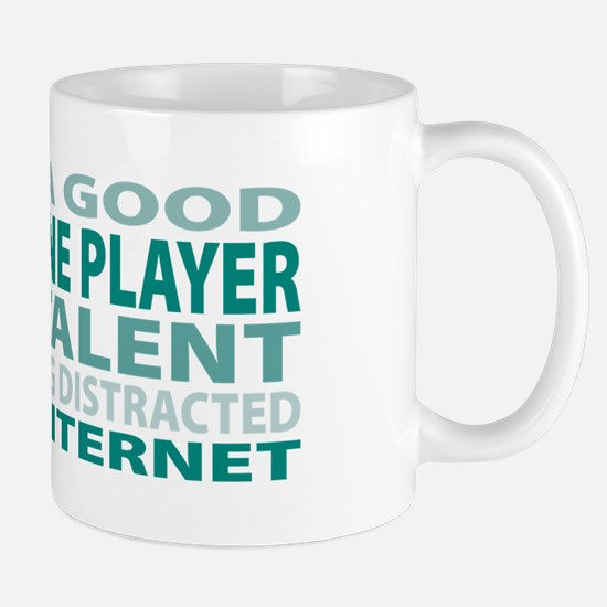 Good Xylophone Player Mug