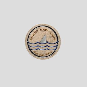 Shark Bait Cafe Mini Button