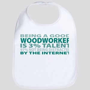 Good Woodworker Bib