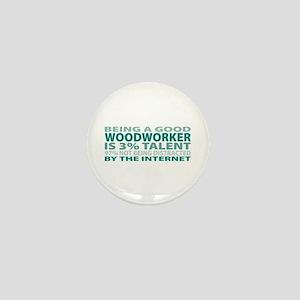 Good Woodworker Mini Button