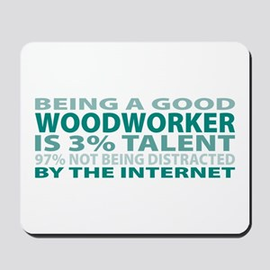 Good Woodworker Mousepad