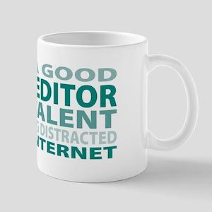 Good Video Editor Mug