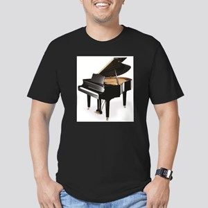 black grand piano T-Shirt