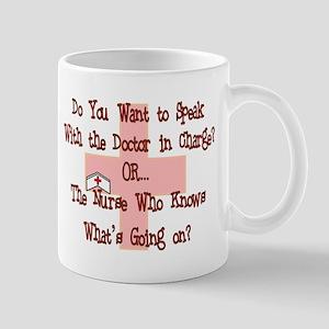 Nursing Student XX Large Mugs