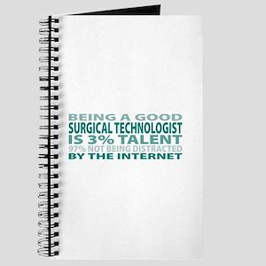 Good Surgical Technologist Journal