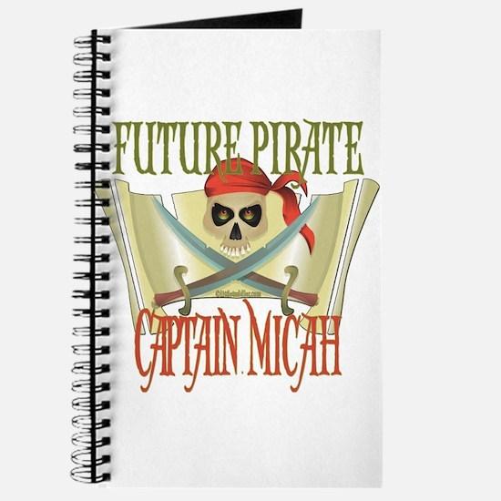 Captain Micah Journal