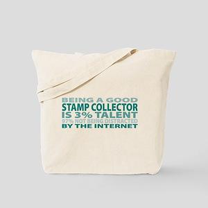 Good Stamp Collector Tote Bag