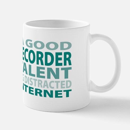 Good Sound Recorder Mug