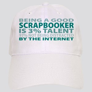Good Scrapbooker Cap