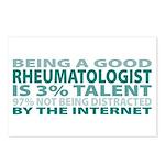 Good Rheumatologist Postcards (Package of 8)