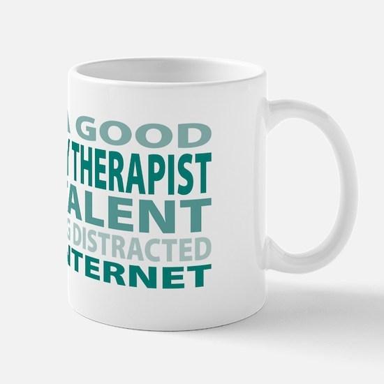 Good Respiratory Therapist Mug