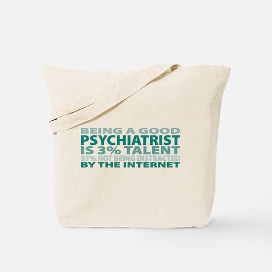 Good Psychiatrist Tote Bag