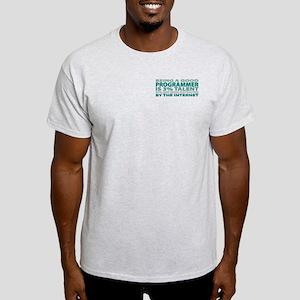Good Programmer Light T-Shirt