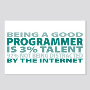 Good Programmer Postcards (Package of 8)
