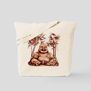 Riyah Li Designs Hy Buddha Tote Bag