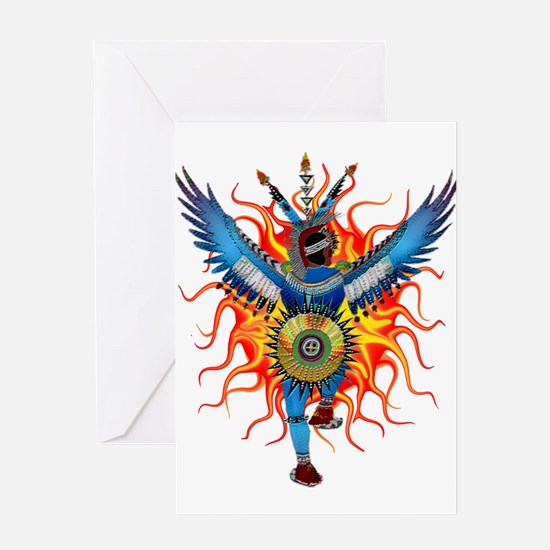 Sundancer Greeting Card