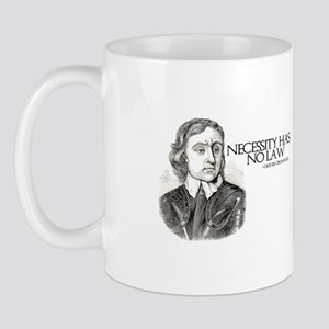 Oliver Cromwell Mug