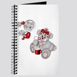BLOWING BUBBLES Journal
