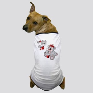 BLOWING BUBBLES Dog T-Shirt