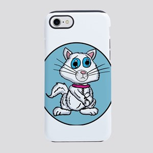Sad Kitty iPhone 8/7 Tough Case