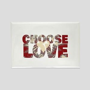 CHOOSE LOVE Magnets