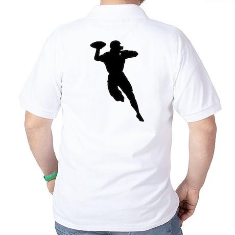 Football Player Golf Shirt