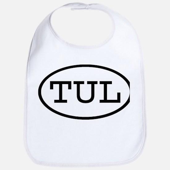 TUL Oval Bib