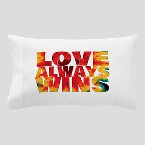 LOVE ALWAYS WINS Pillow Case