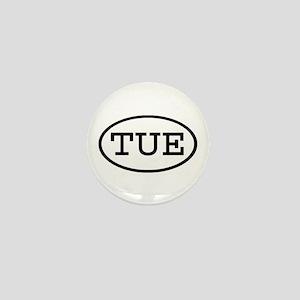 TUE Oval Mini Button