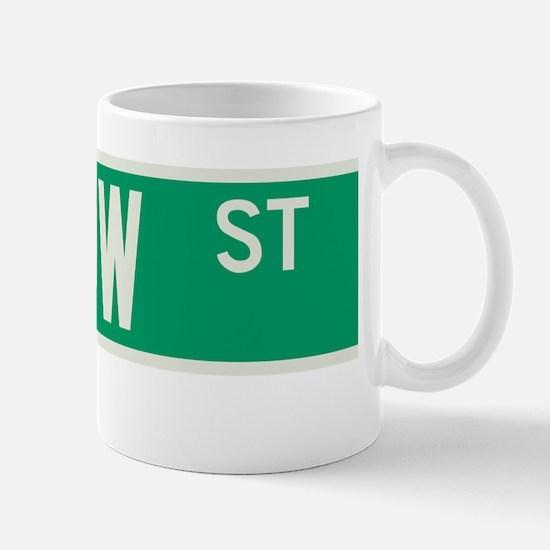 Ludlow Street in NY Mug