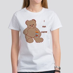 i eat paste Women's T-Shirt