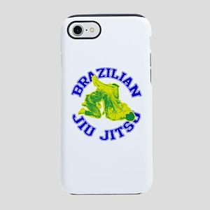 Brazilian Jiu Jitsu iPhone 8/7 Tough Case