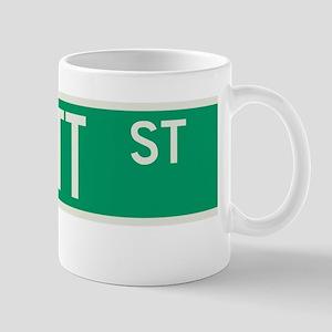 Willett Street in NY Mug