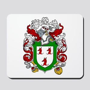 Todd Family Crest Mousepad