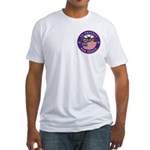 Mason Police Officer Fitted T-Shirt