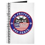 Mason Police Officer Journal
