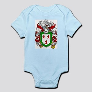 Todd Family Crest Infant Creeper