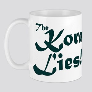 The Koran Lies Mug