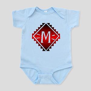 Aztec Plate M Infant Creeper