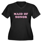 Gerber Maid of Honor Women's Plus Size V-Neck Dark