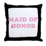Gerber Maid of Honor Throw Pillow