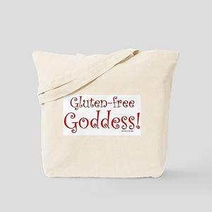 Gluten-Free Goddess Tote Bag